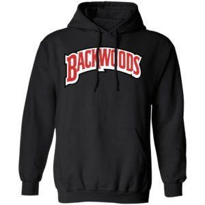 Backwoods hoodie Black t shirt
