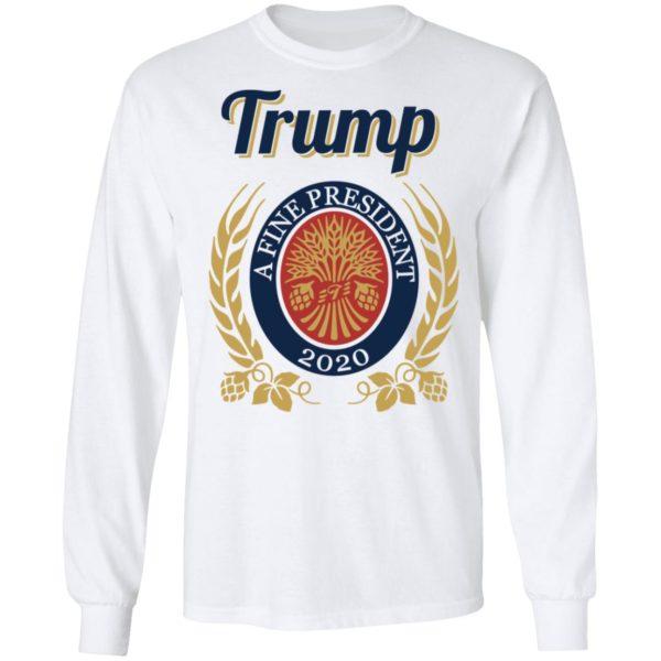 Trump Miller Lite shirt white hoodie t shirt