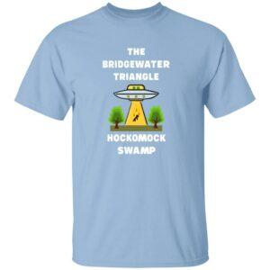 The Bridgewater Triangle Hockomock Swamp Shirt Misha Collins The Bridgewater Triangle Hockomock Swamp Shirt