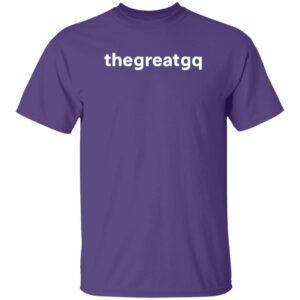 Thegreatgq Shirt The Grefg The Great Gq Shirt