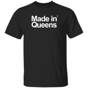 Make In Queens Shirt Jelani Cobb Make In Queens Shirt