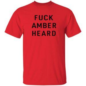 Fuck Amber Heard Shirt Colonel Kurtz Fuck Amber Heard Shirt